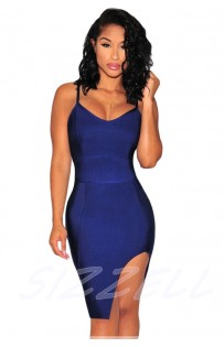 "THE "" LEONORA""  MOST WANTED BANDAGE DRESS..."